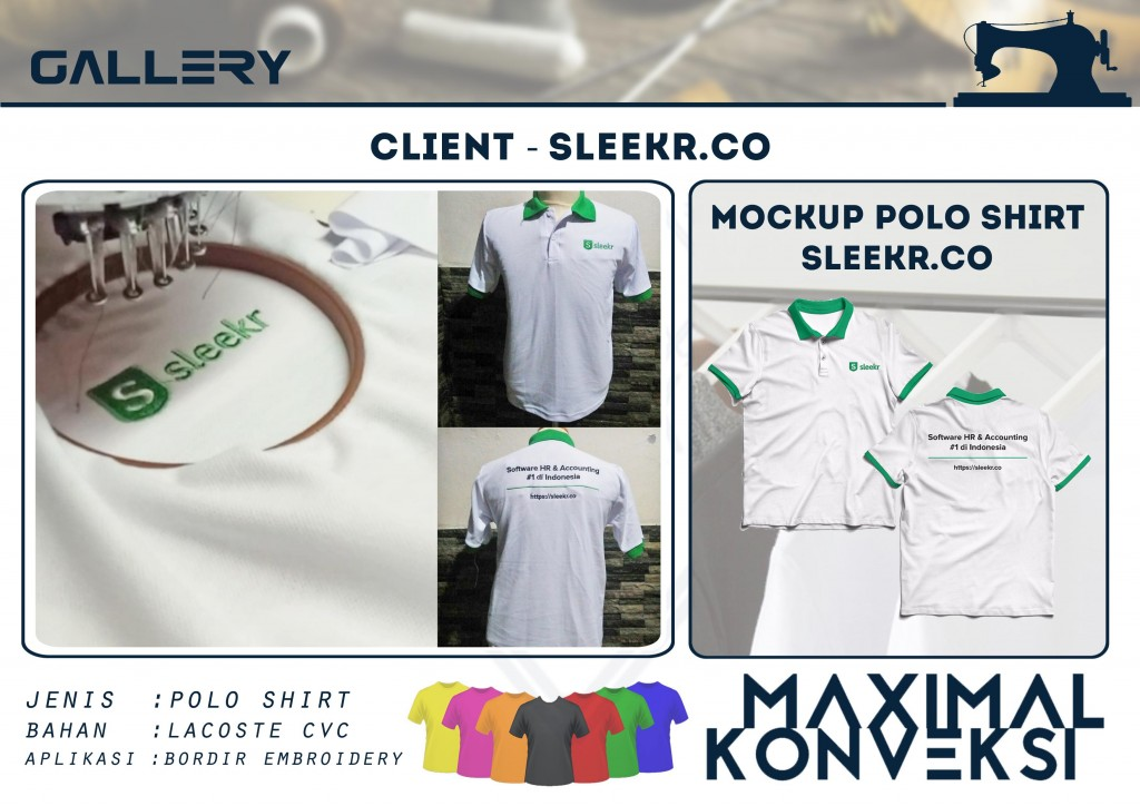 POLOSHIRT - SLEEKR.CO