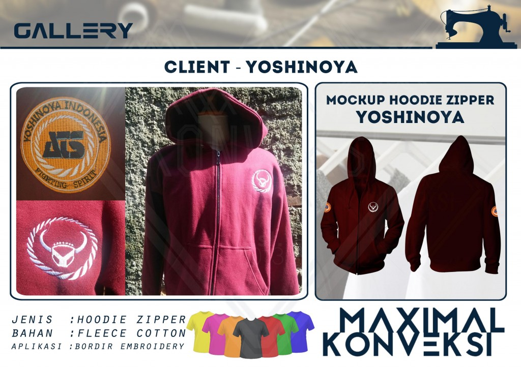 SWEATER YOSHINOYA
