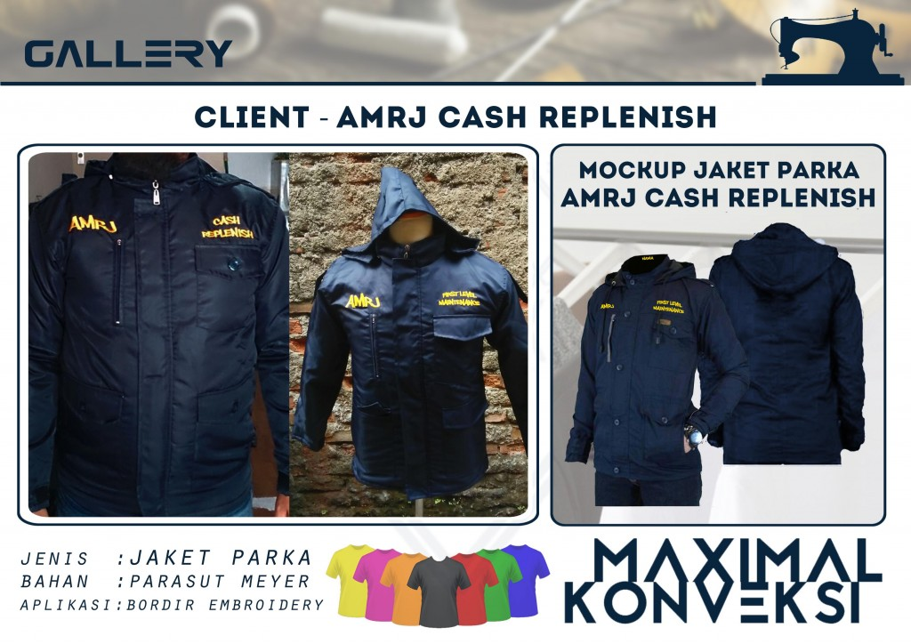 JAKET-AMRJ-CASH-REPLENISH