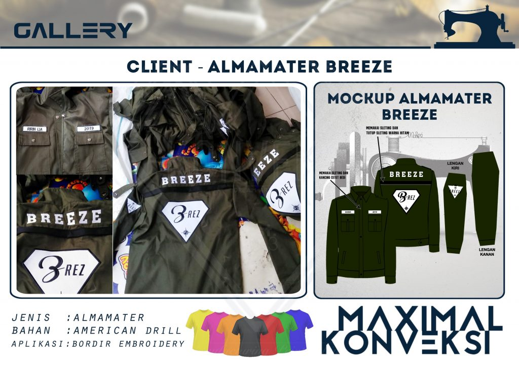 Jaket - BREEZE 2019